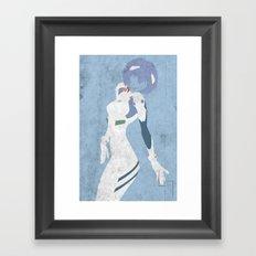 Rei Framed Art Print
