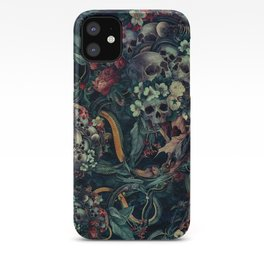 Skulls and Snakes iPhone Case