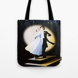 Fred and Ginger Tote Bag