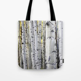 Aspen Forest Tote Bag
