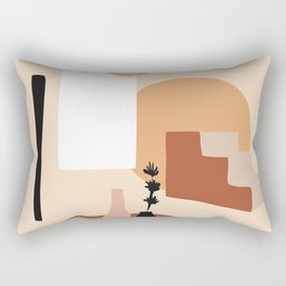 Abstract Elements 18 Rectangular Pillow