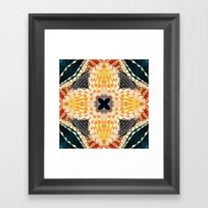 Mandala4 Framed Art Print
