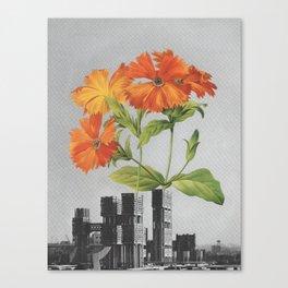 "255 - ""a tree grows in Brooklyn"" Canvas Print"