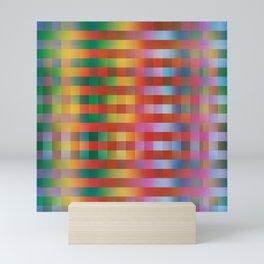 Fall/Winter 2016 Pantone Color Pattern Mini Art Print