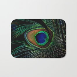 peacock eye Bath Mat