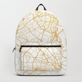 TOKYO JAPAN CITY STREET MAP ART Backpack