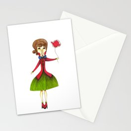 Let's Party - Musicy Stationery Cards