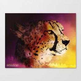 Into The Wild Canvas Print