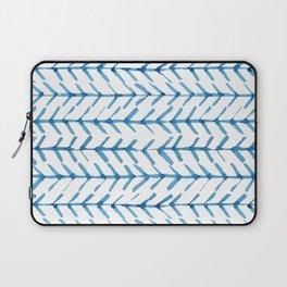 Indigo Arrow Pattern Laptop Sleeve