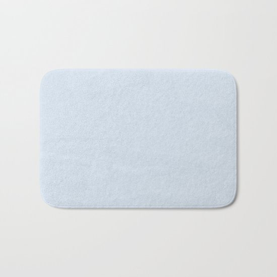 Simply Sky Blue Bath Mat