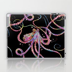 Reverse Drunk Octopus Laptop & iPad Skin
