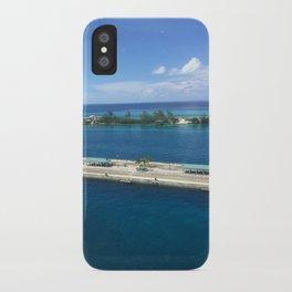 Grand Turk iPhone Case