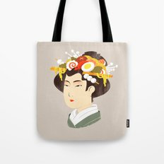 Japanese Delicacy Tote Bag