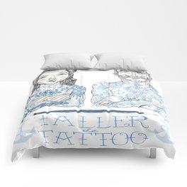Taller Tattoo Comforters