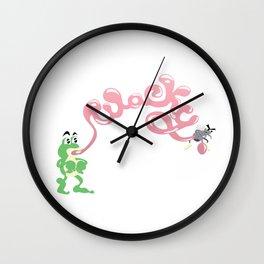 Wacky Wall Clock