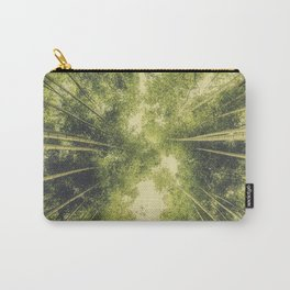 Bamboo Forest III Carry-All Pouch
