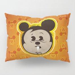 Mousferatu Pillow Sham