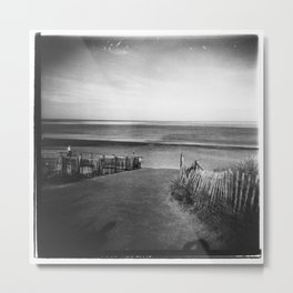 Coastal path Metal Print