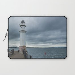 Light Tower in Edingburgh Laptop Sleeve