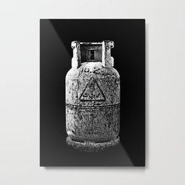 GAZZ 01 Metal Print