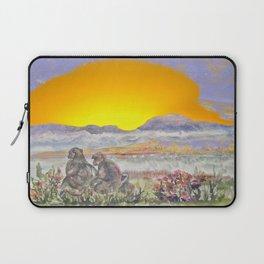 African Sun Family Laptop Sleeve