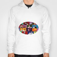 comics Hoodies featuring Comics by AntWoman
