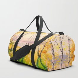 Birch grove Duffle Bag