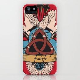 Faith iPhone Case
