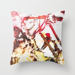 Unshambled Throw Pillow