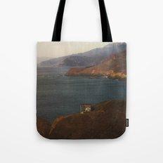 Lookout Spot Tote Bag