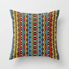 The Life Aquatic with Steve Zissou Throw Pillow
