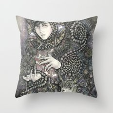 Yokoo Throw Pillow