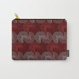 Op Art 48 Carry-All Pouch