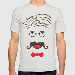 Barbershop Wisdom T-shirt