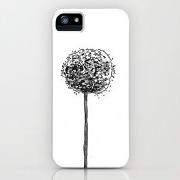 Allium pom iPhone Case