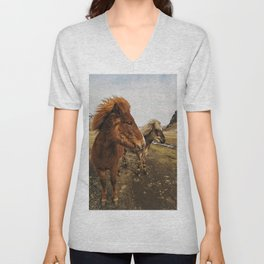 My Little Pony Unisex V-Neck