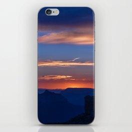 Colorful Sunset - North_Rim, Grand_Canyon, AZ iPhone Skin