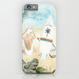 Hideaway Beach iPhone Case