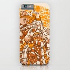 Ginger Monsterous iPhone 6s Slim Case