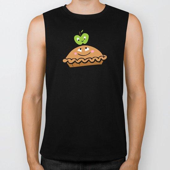 Apple Pie Biker Tank
