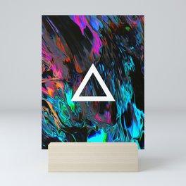 Saz Mini Art Print