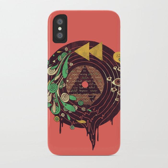 Subliminal iPhone Case