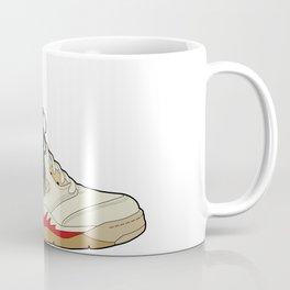 Jordan 5 Off-White (White) Coffee Mug