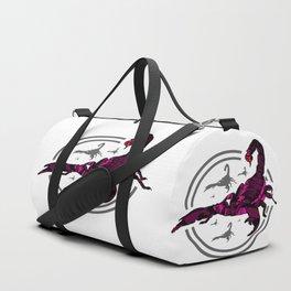 PINK Scorpion Duffle Bag