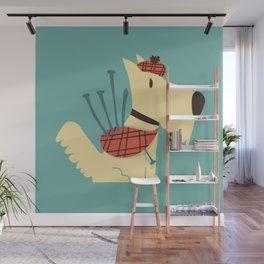 Scottish  Terrier - My Pet Wall Mural