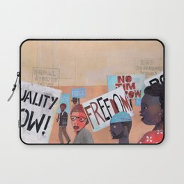 EQUALITY NOW Laptop Sleeve
