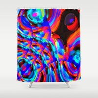 philosophy Shower Curtains featuring Omni-Centric Philosophy by David  Gough