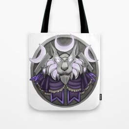 Light crest Tote Bag