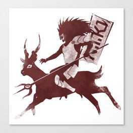 sato evolve Canvas Print