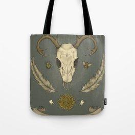 Natural Symmetry Tote Bag